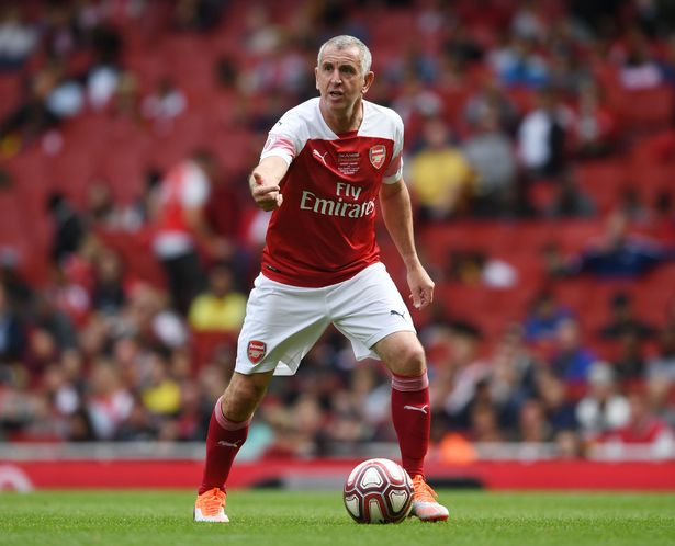 Nigel Winterburn thinks Mikel Arteta deserves time