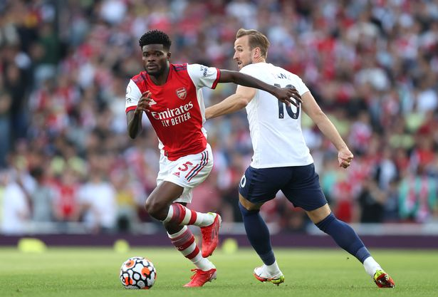 Thomas Partey will be expected to command Arsenal's midfield in Granit Xhaka's absence