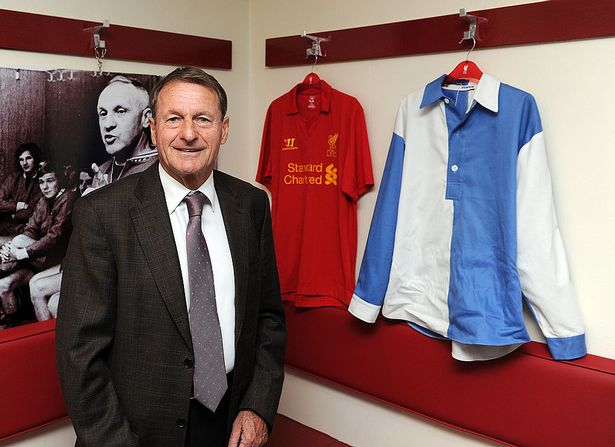 Roger Hunt also played for Bolton Wanderers between 1969 and 1972