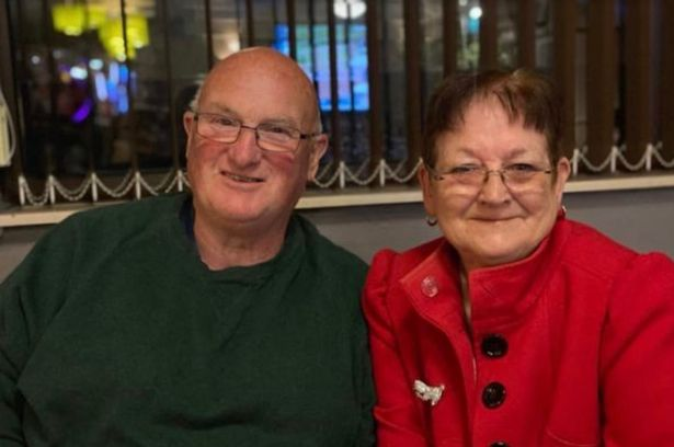 Collin and his wife Lynda have faced sleepless nights since the attack