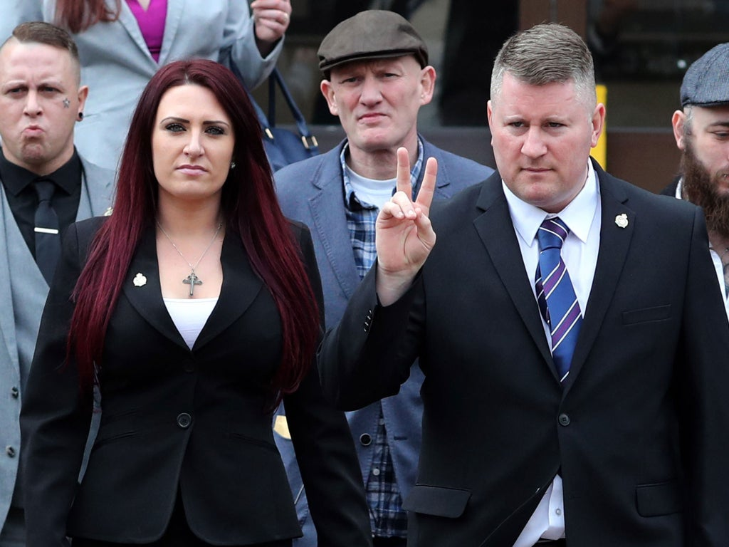 Britain First's biggest controversies as it re-registers as a political party with the Electoral Commission
