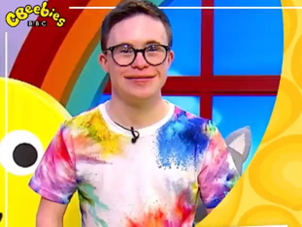 CBeebies unveil new presenter George to delighted reactions