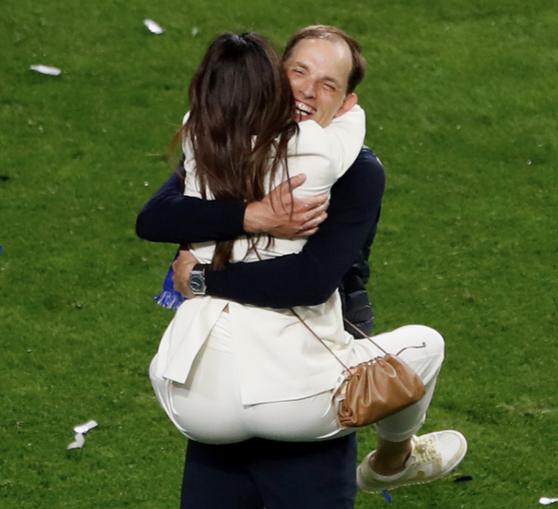 Thomas Tuchel and wife Sissi moved to London with their two daughters