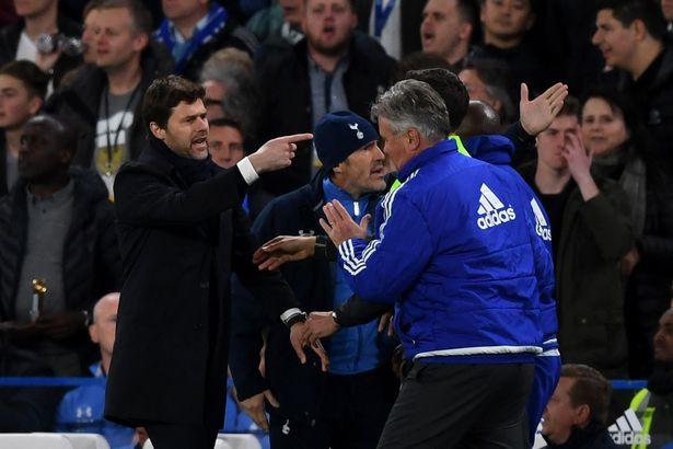 Chelsea vs Tottenham 'battle of the bridge', Vardy's party, and Fabregas' hatred