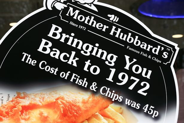Mother Hubbard's chippy