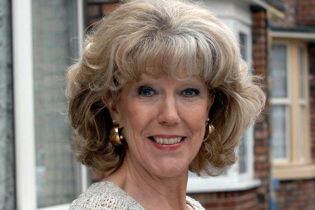 Sue Nicholls has played Audrey Roberts in Coronation Street since 1979