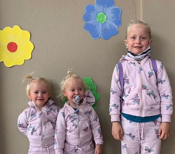 The triple tragedy has rocked the city after the deaths of the little girls