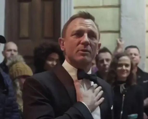 Daniel Craig fights back tears as he says goodbye to James Bond after 15 years