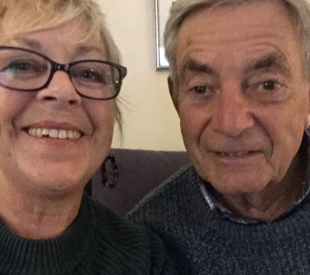 To mark World Alzheimer's Day, Davina shared a sweet image of her parents together
