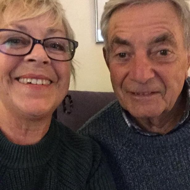 Davina posted a heartfelt post about her father's condition