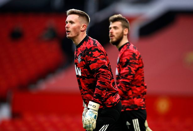 Dean Henderson appears to have lost his place to David de Gea since being sidelined by coronavirus