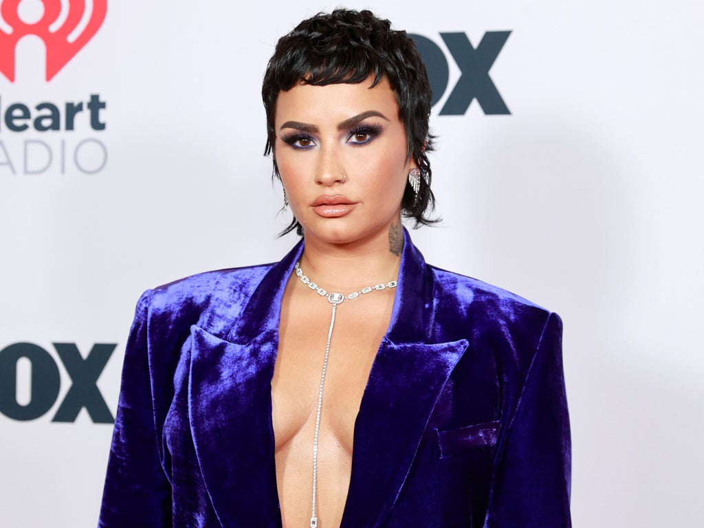 Demi Lovato: I had an incredible UFO experience which changed the way I see the world