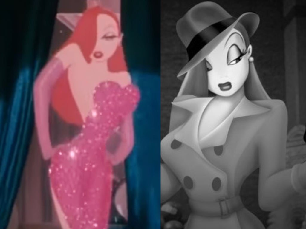 Disney gave Jessica Rabbit a makeover and some fans are furious