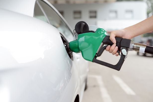 Petrol has been in short supply this week