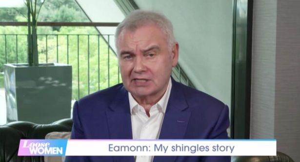 Eamonn Holmes