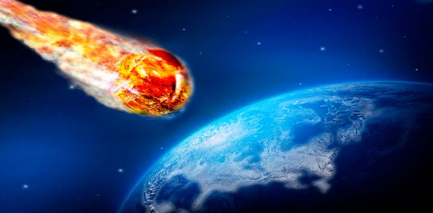 Mr Heeren predicts both a race war and a huge comet will soon come to earth