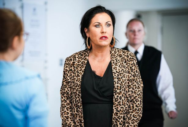 Jessie Wallace is about to celebrate her 50th birthday on Saturday