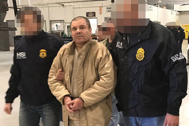 """El Chapo said younger women """"keep him youthful"""", describing them as his """"vitamins"""""""