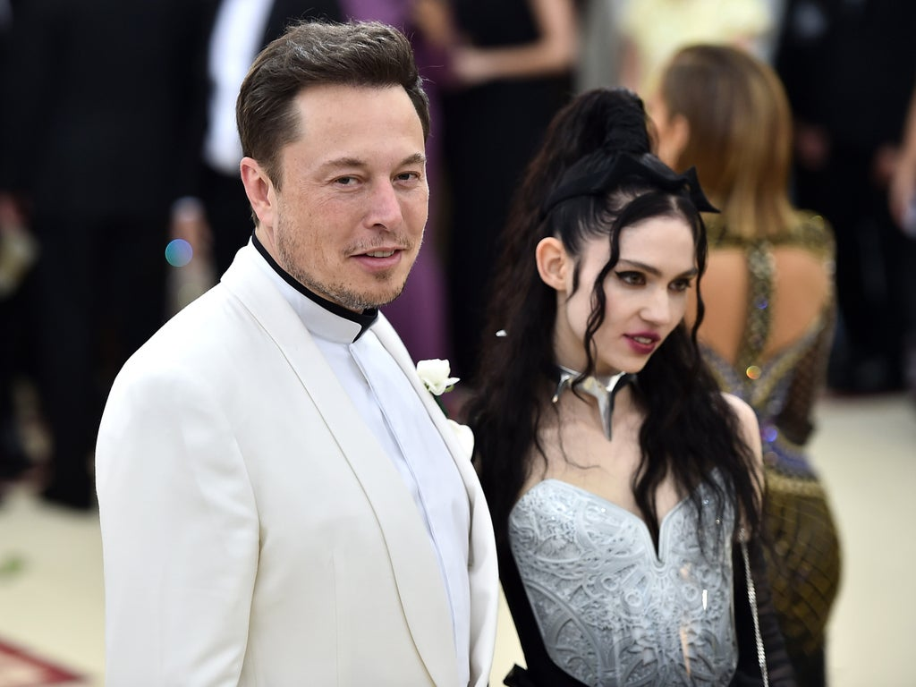 Elon Musk confirms that he and Grimes have sort of broken up after 3 years