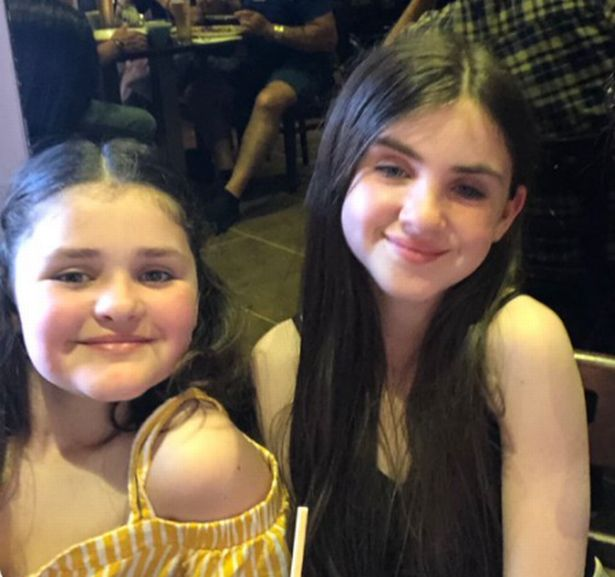 Isabella Flanagan plays Hope on Corrie while Amelia plays April in Emmerdale