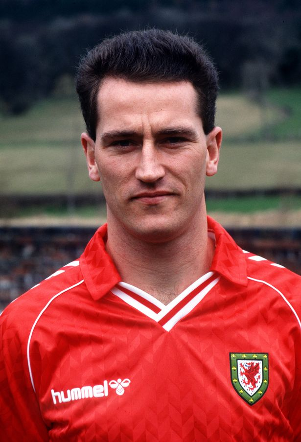 Mark Aizlewood won 39 caps for Wales during the 1980s and 90s