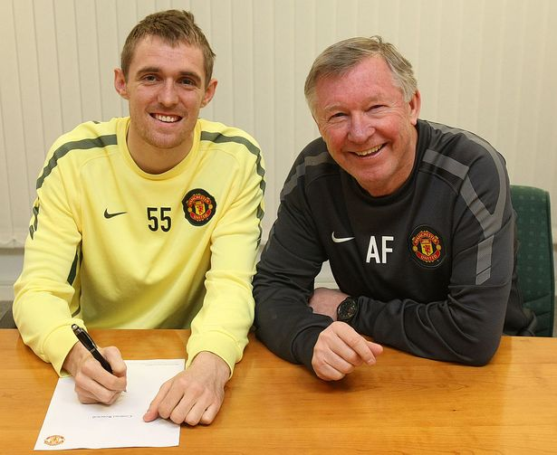 Darren Fletcher nearly turned down a move to Manchester United