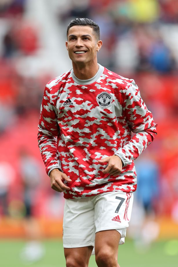 Cristiano Ronaldo's strict diet regime is already having a positive impact on his Manchester United team-mates