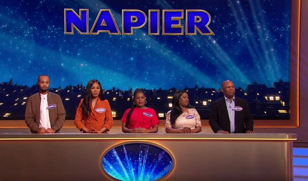 The Napier and Collins families went head-to-head in the already broadcast episode