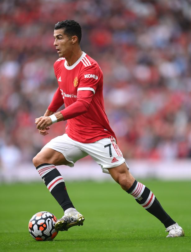 Cristiano Ronaldo couldn't stop Manchester United falling to defeat against Aston Villa on Saturday