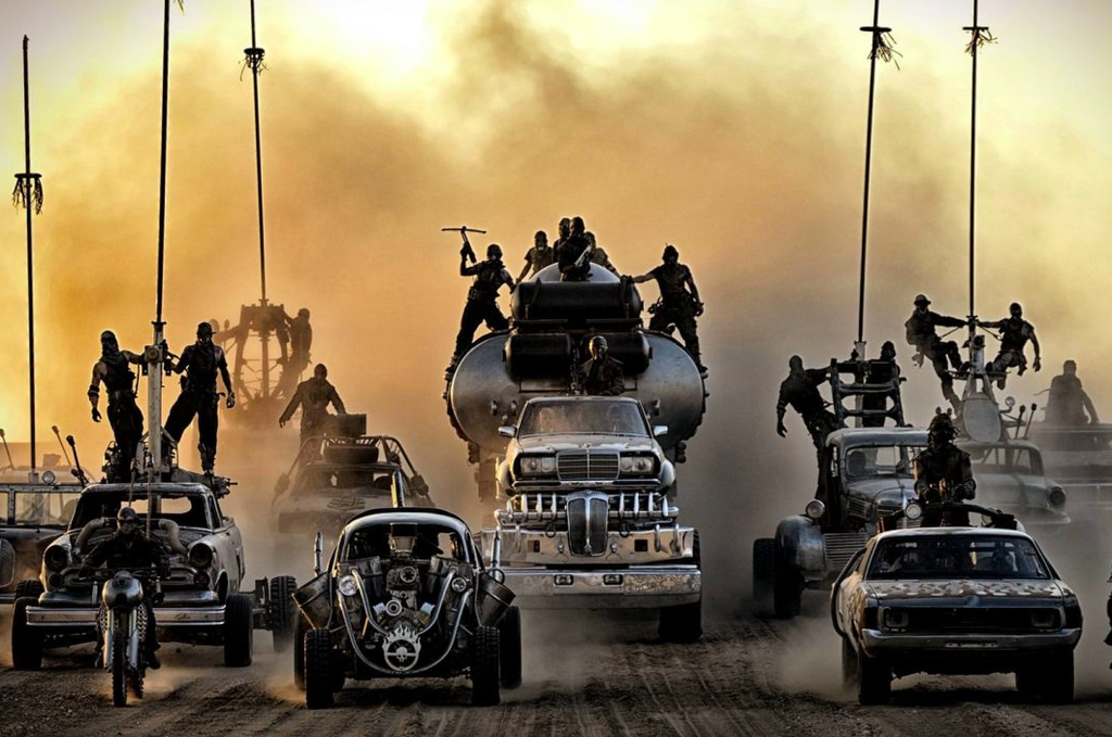 Fuel shortage: Is the UK's petrol crisis actually like the Mad Max movies?