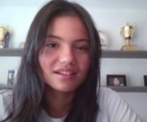 Emma Raducanu appeared on GMB on Friday (September 17)