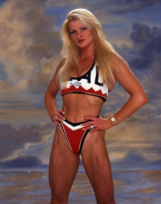 Lighting was one of the longest serving Gladiators on the show