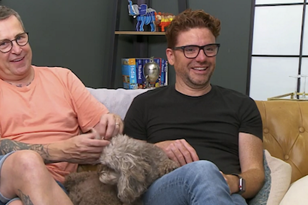 Gogglebox turns X-rated as Stephen makes racy sex confession leaving Daniel red-faced