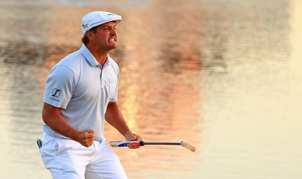 DeChambeau wants to put the feud to bed