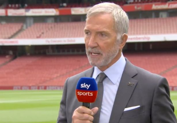 Graeme Souness speaking on Sky Sports ahead of the north London derby, September 26 2021