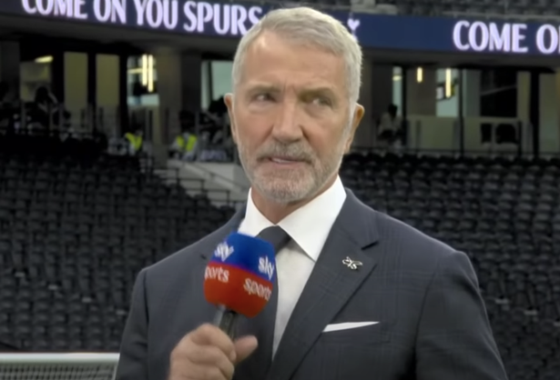 Graeme Souness announced he had been a vegan for three years.