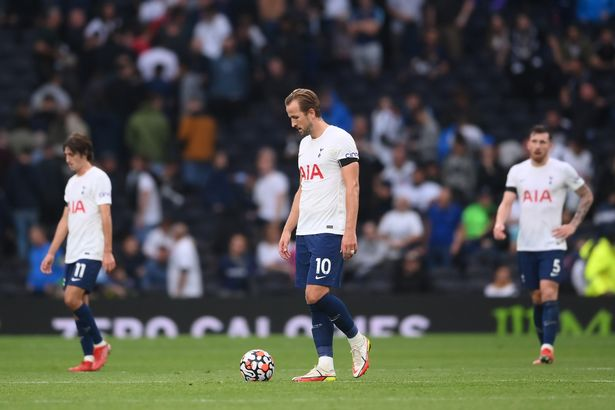 Harry Kane has endured a challenging start to the Premier League season