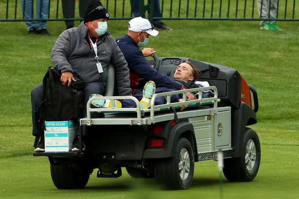 Harry Potter actor Tom Felton collapses at Ryder Cup in 'medical emergency'