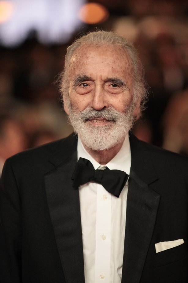 Hollywood actor Sir Christopher Lee inspired Ian Flemingto create the Bond series after being a spy in WWII