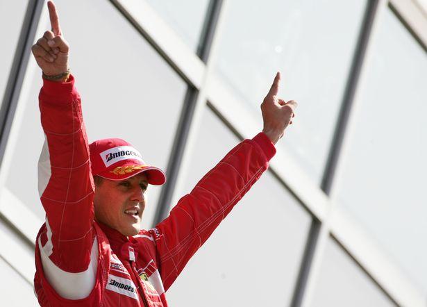 Michael Schumacher's F1 career began back in 1991 with Jordan