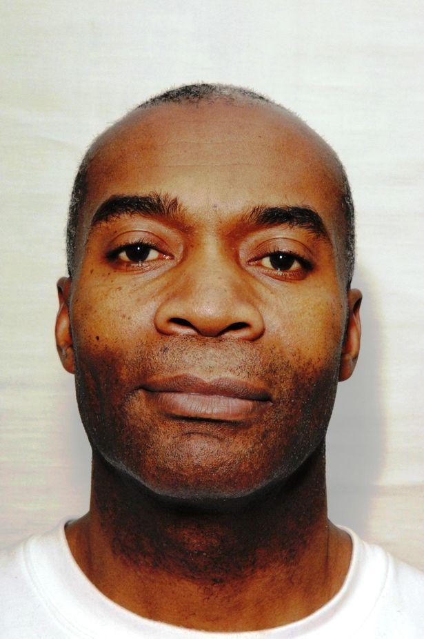 Undated Metropolitan Police handout photo of Night Stalker Delroy Grant