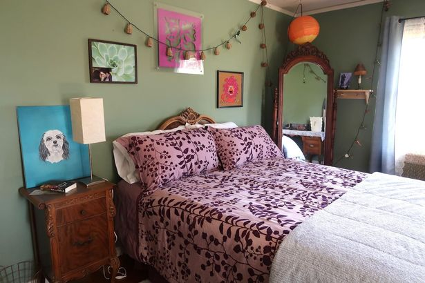 Bella Swan's bedroom