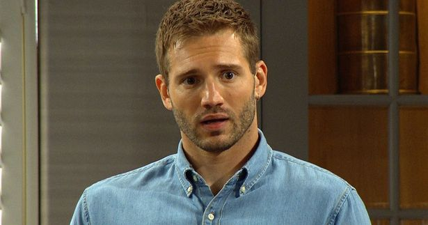 The star plays Jamie Tate on the popular TV soap