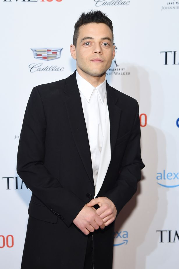 Rami Malek attends the TIME 100 Gala 2019 Cocktails at Jazz at Lincoln Center