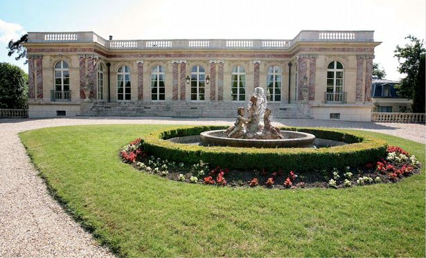 Inside the £41m Paris castle that Lionel Messi wants to rent as new family home