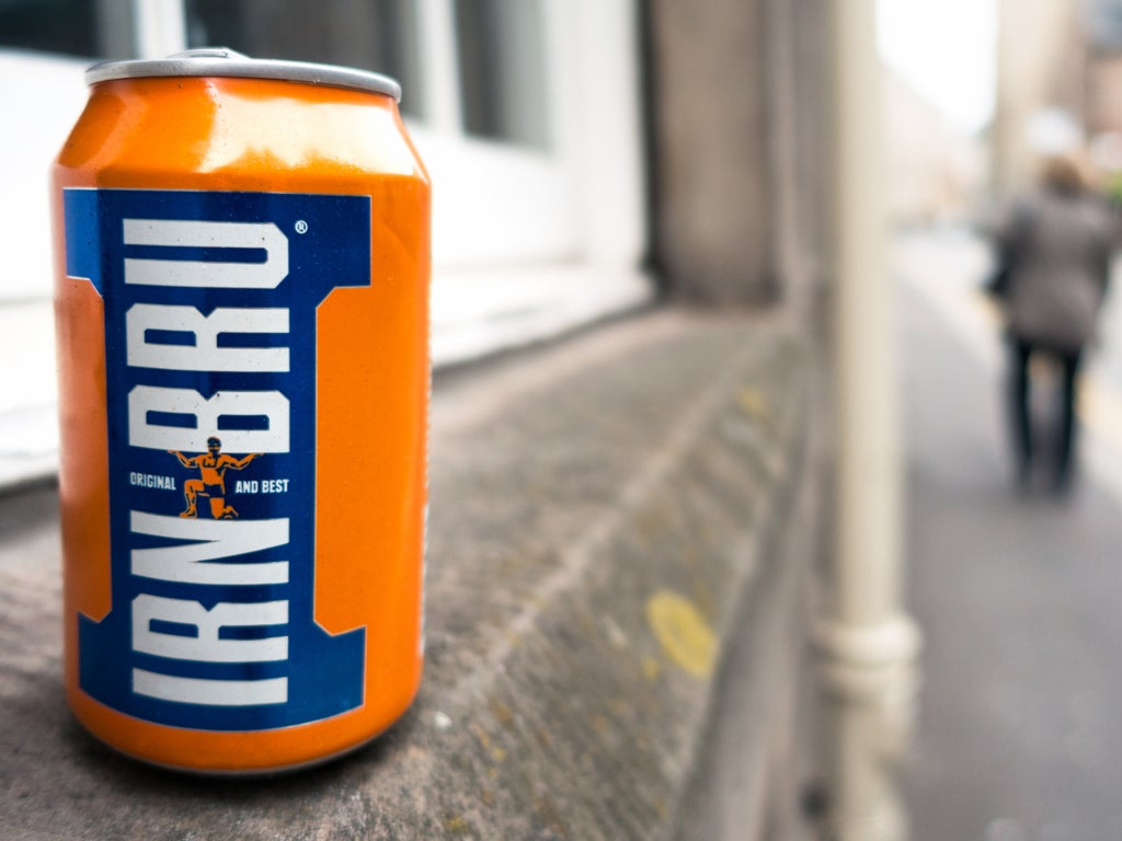 Irn-Bru fans in despair after drink deliveries suffer from HGV driver shortage