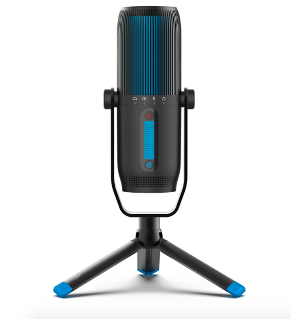 JLab Talk Pro USB Microphone: The perfect four-in-one tool for home recording