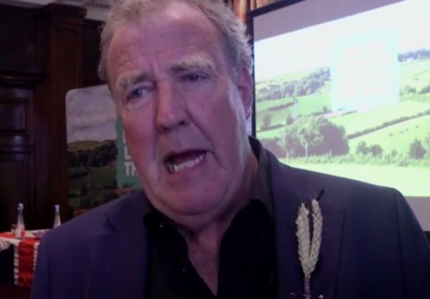 Jeremy Clarkson has said he's worried about Kaleb Cooper's farming future