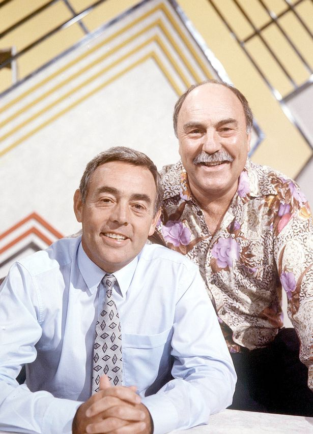 Jimmy Greaves' journey from football icon to TV royalty through 'Saint and Greavsie'