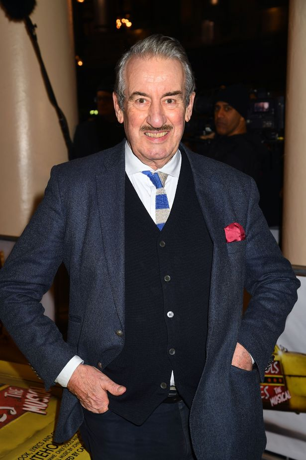 John Challis has died after a battle with cancer